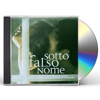 Ludovico Einaudi SOTTO FALSO NOME CD