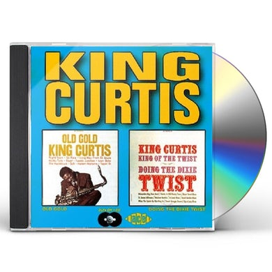 King Curtis Old Gold/Doing The Dixie Twist CD