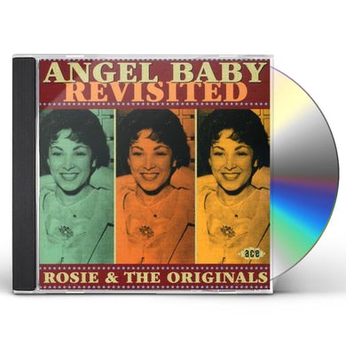Rosie & The Originals ANGEL BABY (REVISITED) CD