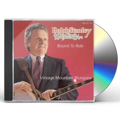 Ralph Stanley BOUND TO RIDE CD