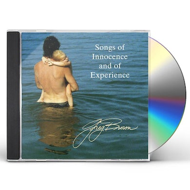 Greg Brown SONGS OF INNOCENCE & OF EXPERIENCE CD