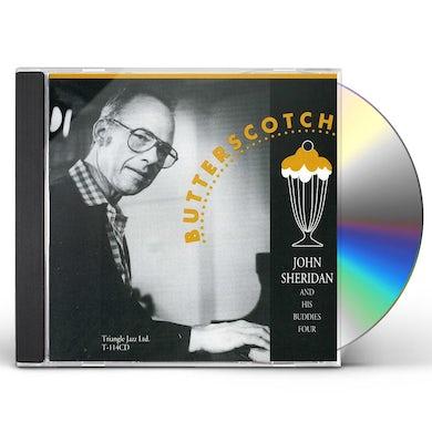 John Sheridan BUTTERSCOTCH CD