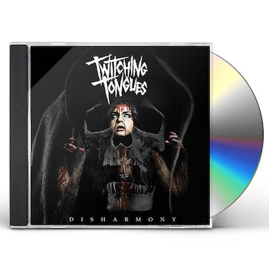 Twitching Tongues DISHARMONY CD