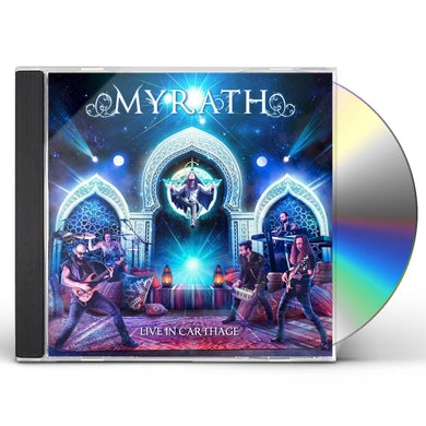 Live In Carthage (Cd/Dvd) CD