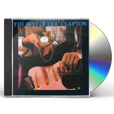 TIME PIECES: BEST OF ERIC CLAPTON CD
