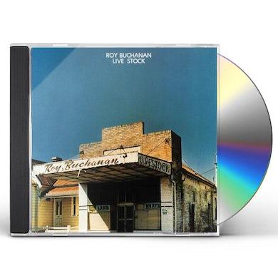 Roy Buchanan LIVESTOCK CD