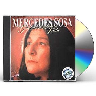 Mercedes Sosa GRACIAS A LA VIDA CD