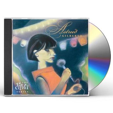 Astrud Gilberto DIVA SERIES CD