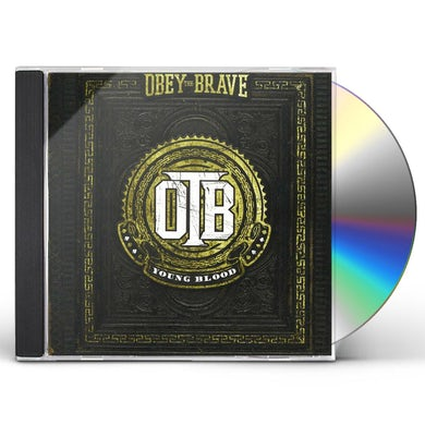 Obey The Brave YOUNG BLOOD CD