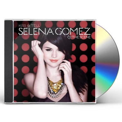 Selena Gomez KISS & TELL CD
