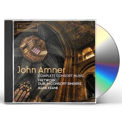 Amner: Complete Consort Music CD