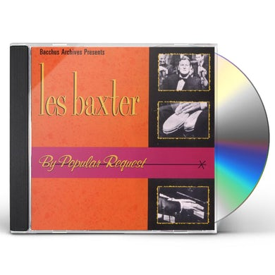 Les Baxter BY POPULAR REQUEST CD
