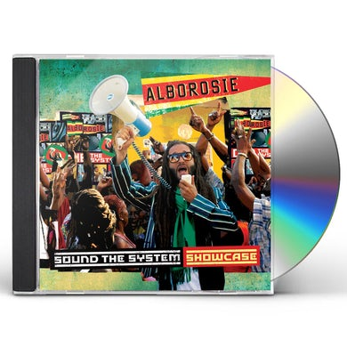 Alborosie SOUND THE SYSTEM SHOWCASE CD