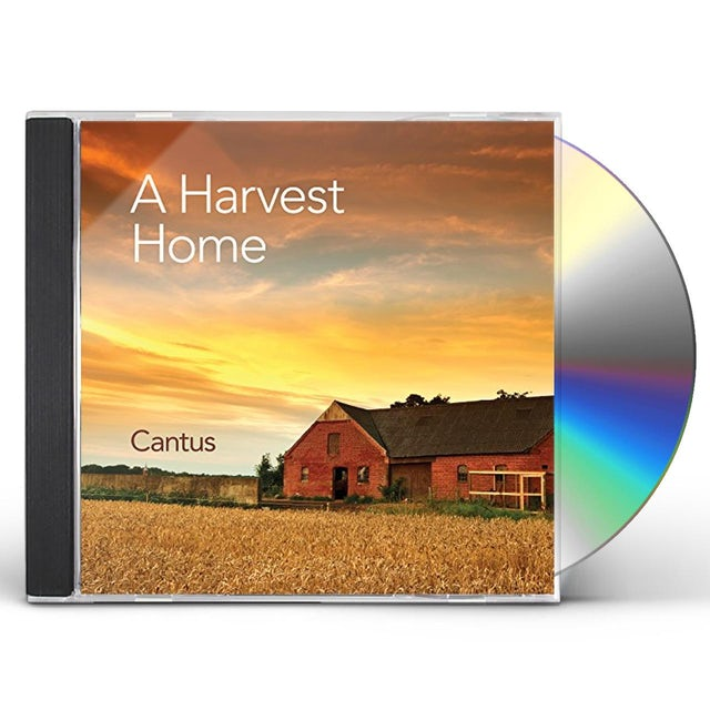 Cantus HARVEST HOME CD