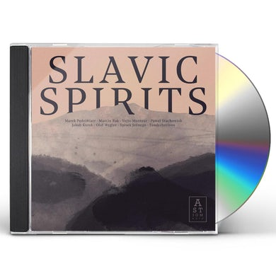 Eabs Slavic Spirits CD