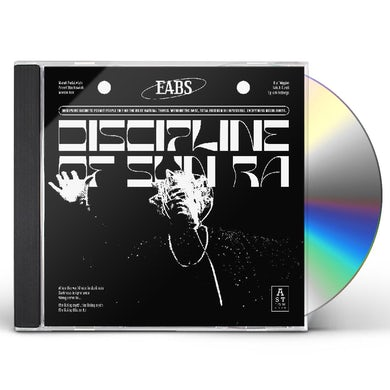 Eabs Discipline Of Sun Ra CD