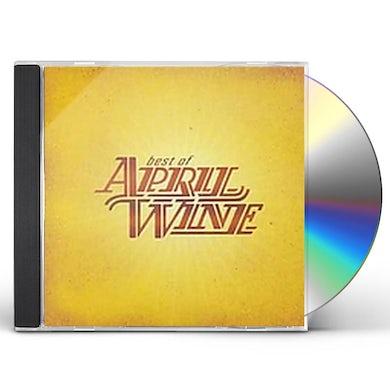 April Wine BEST OF CD