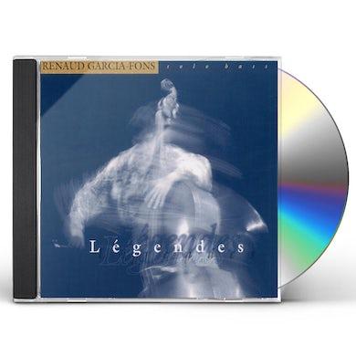 LEGENDES CD