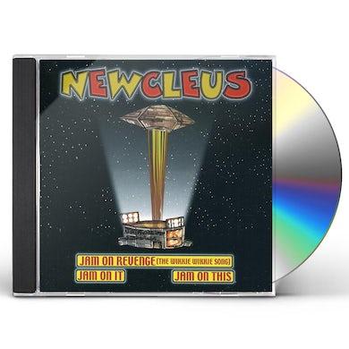Newcleus WIKKI WIKKI / JAM ON IT / JAM ON THIS CD