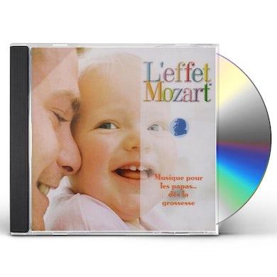 Don Campbell L'EFFET MOZART: MUSIQUE POUR LES PAPAS GROSSESSE CD