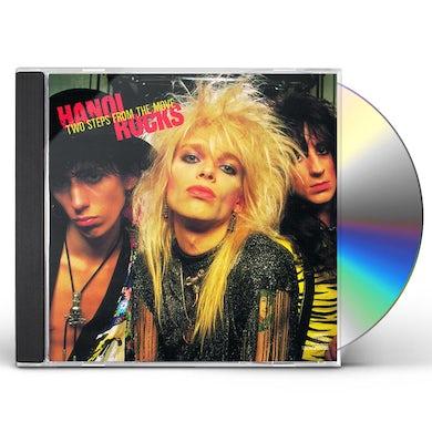 Hanoi Rocks TWO STEPS FORM THE MOVE CD