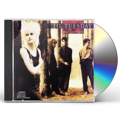 Til Tuesday WELCOME HOME CD