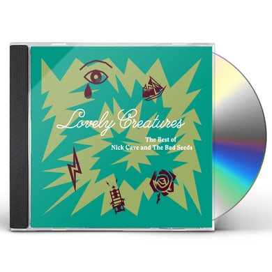 LOVELY CREATURES: BEST OF Nick Cave & The Bad Seeds CD