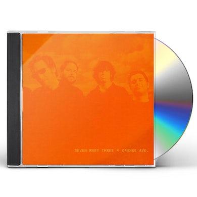 Seven Mary Three ORANGE AVENUE CD