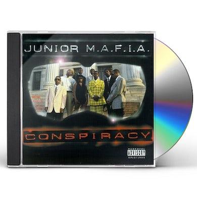 Junior Mafia CONSPIRACY CD