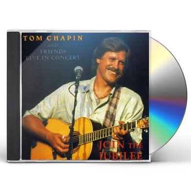 Tom Chapin JOIN THE JUBILEE CD
