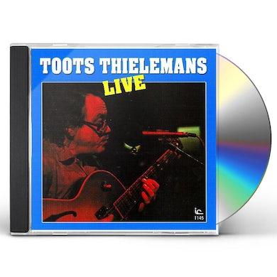 Toots Thielemans LIVE CD