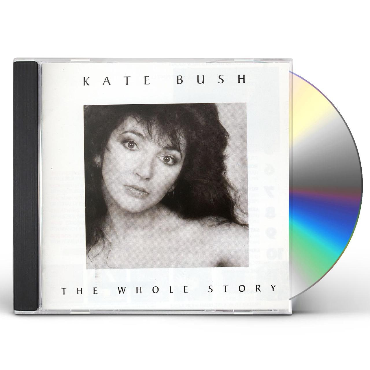 Kate Bush WHOLE STORY CD