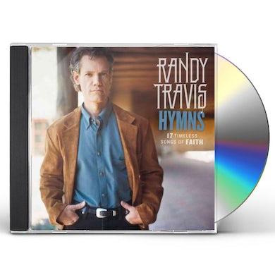 Randy Travis HYMNS: 17 TIMELESS SONGS OF FAITH CD
