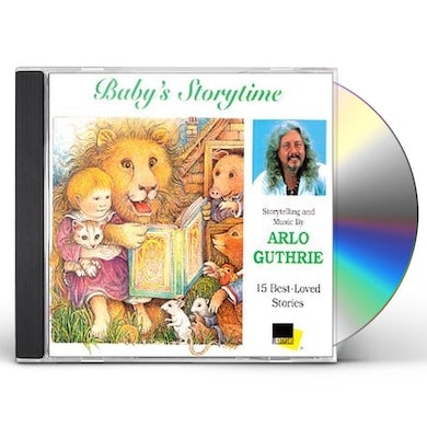 Arlo Guthrie BABY'S STORYTIME CD