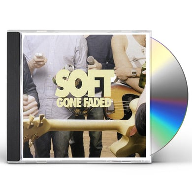 Soft GONE FADED CD