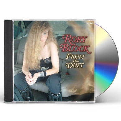 Rory Block FROM THE DUST CD