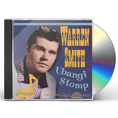 UBANGI STOMP: VERY BEST OF WARREN SMITH CD