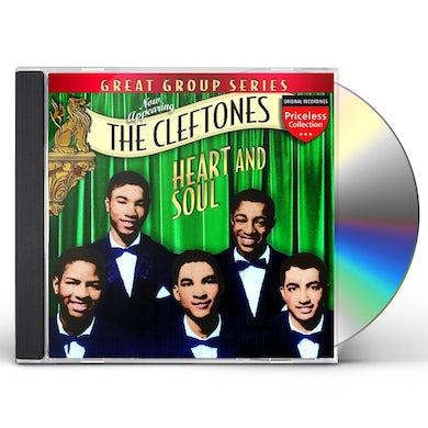 Cleftones HEART & SOUL CD