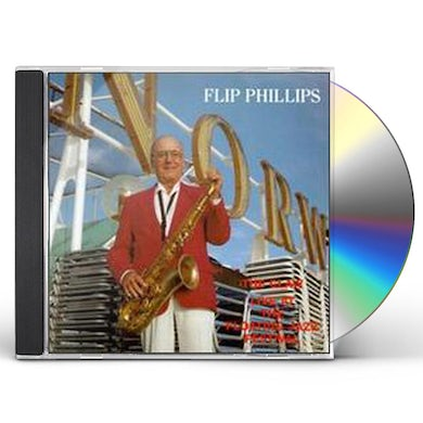 Flip Phillips CLAW LIVE AT FLOATING JAZZ FESTIVAL CD
