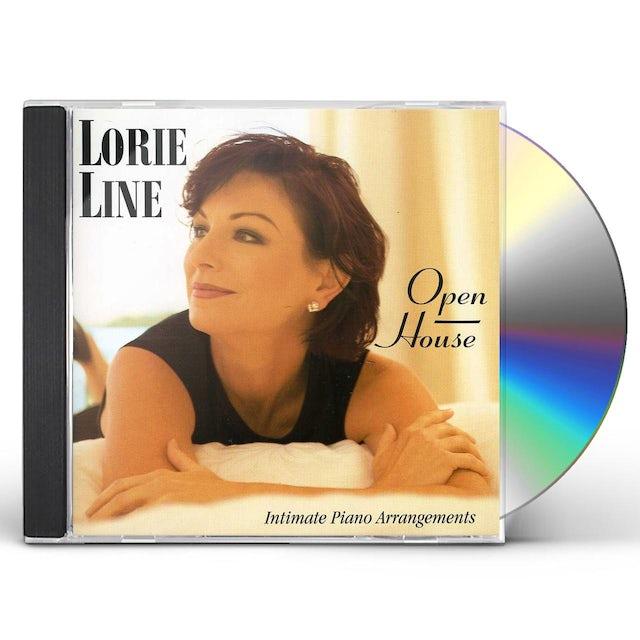 Lorie Line OPEN HOUSE CD
