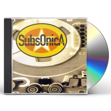 Subsonica CD
