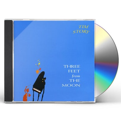 Tim Story THREE FEET FROM THE MOON CD