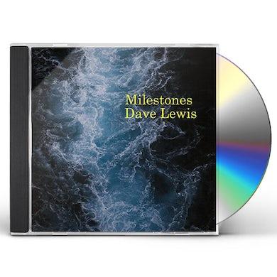 Dave Lewis MILESTONES CD