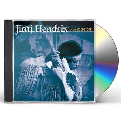 Jimi Hendrix LIVE AT WOODSTOCK CD