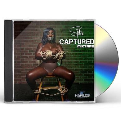 CAPTURED CD