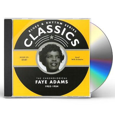 Faye Adams 1952-1954 CD