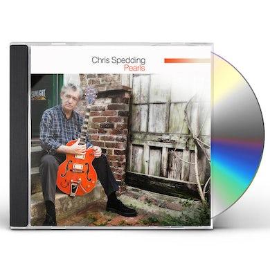 Chris Spedding PEARLS CD