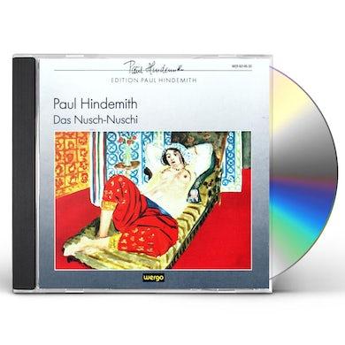 Hindemith DAS NUSCH-NUSCHI CD
