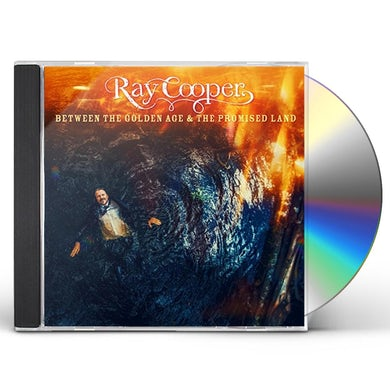 Ray Cooper BETWEEN THE GOLDEN AGE & THE PROMISED LAND CD