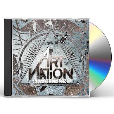 Art Nation REVOLUTION CD
